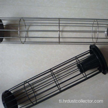 Industrial dust kolektor filter bag galvanized bag cage