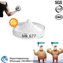 Músculo Mk-677 que ganha o esteróide CAS159752-10-0 Ibutamoren Mk 677