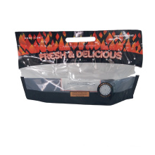 Fresh Keeping Chicken Bag Roasted Chicken Containers Plastics Packaging Bags With Handle