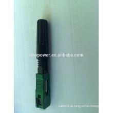 SC apc 3M tipo fibra óptica conector rápido, fibra óptica conector rápido, fibra óptica conector rápido