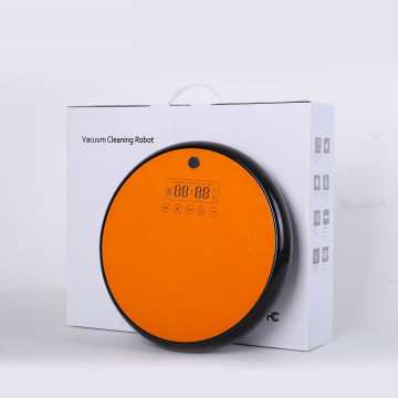 LED Vacuum Display Robot Sentuh