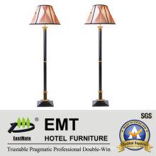 Hotel lámpara de mesa + piso de luz (EMT-L17)