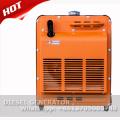 Generador diesel silencioso portátil 5kw