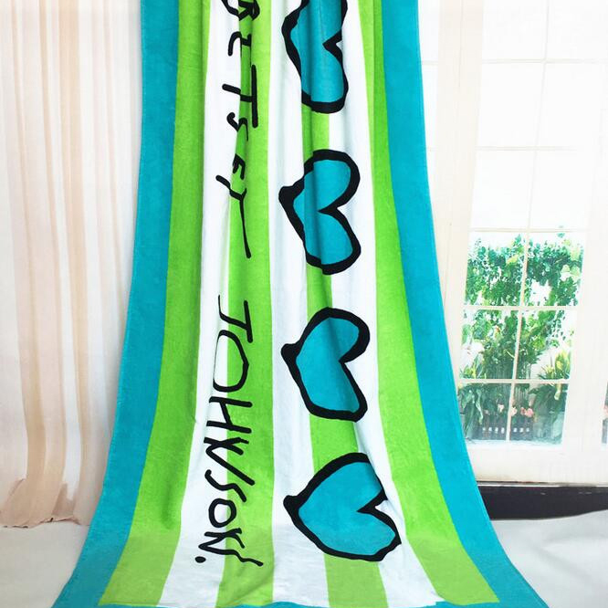 microfiber beach towel with pocket
