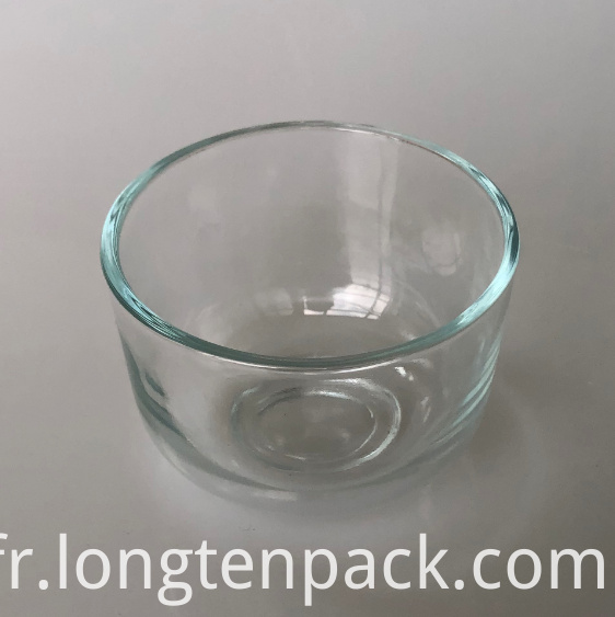 LTP4018 Bowl glass candle cup