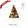 Dia. 18cm Décoration de mariage à la mode Décorations de Noël en plastique Cadeau de Noël