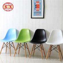 Weiße und schwarze Barbier Stuhl Stahl Metall Stuhl Pflege Stühle