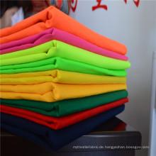 Günstige Großhandel 90% Polyester 10% Baumwolle Plain Tc gefärbt Pocketing Stoff