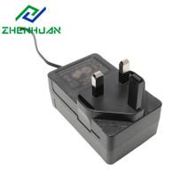 Cargador de batería Ni-mh adaptador de CA 12,6 V 3000mA CC
