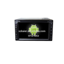 sistema multimedia del coche, GPS, DVD, radio, bluetooth, 3g / 4g, wifi, SWC, OBD, IPOD, Mirror-link, TV para vw universal