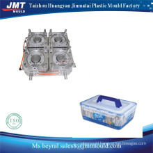 plastic container with lid plastic mould