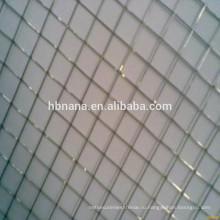 2*2 оцинкованная сварная сетка / яркая гальванизированная сваренная ячеистая сеть