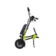 Ce approved best quality electric power aluminum folding wheel chair conversion kit for sale