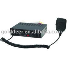 Sirene eletrônica de série (CJB - 80CD)