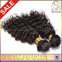 Großhandel schwarz 10 Zoll indische remy Tiefe Kurzwelle Haar Weben