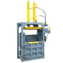 Waste plastic press PET bottle baler machine hydraulic plastic bottle baling machine