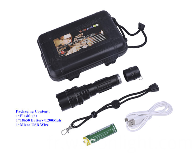 Hunting Led Flashlight