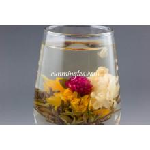 Ru Hua Si Yu (cesta de la boda té verde floración)