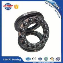 Rolamento de esferas de alta velocidade da pressão do elevado desempenho da fábrica de Semri