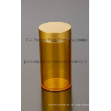 Empty Amber Plastic Medical Container für Pillen (PPC-PETM-009)