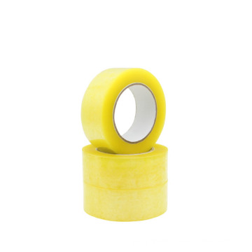 High Quality 52mm Width Custom BOPP OPP Acrylic Adhesive Non Printing Water Base Package Tape
