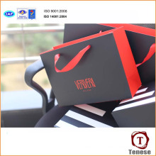 New Fashion Paper Gift Packaging Bag with Handle
