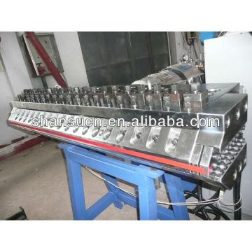 Versorgungsleitung PMMA PC Blatt Extrusion Produktion