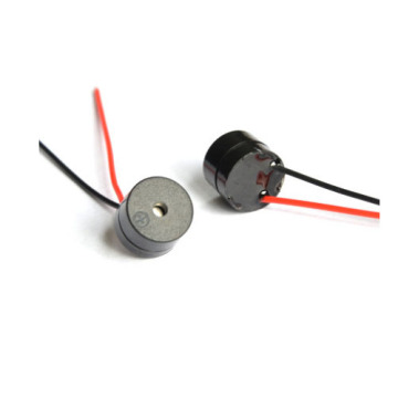 FBMB1295SWL 12*9.5mm Magnetic Active Buzzer with wire