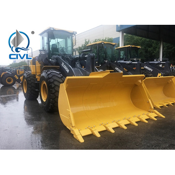 Compact Wheel Loader Zl50gn Bucket 5t 3M3 / 4M3
