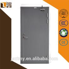 Benutzerdefinierte Großhandel Pulverbeschichtung oder Wärme zu übertragen, Brandschutztür, Stahl Brandschutztür, Feuerschutztür Beweis