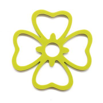 Flower Silicone Pot Holders para cocina