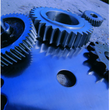 Large Diameter Metal Carbon Steel Forging Gear Wheel