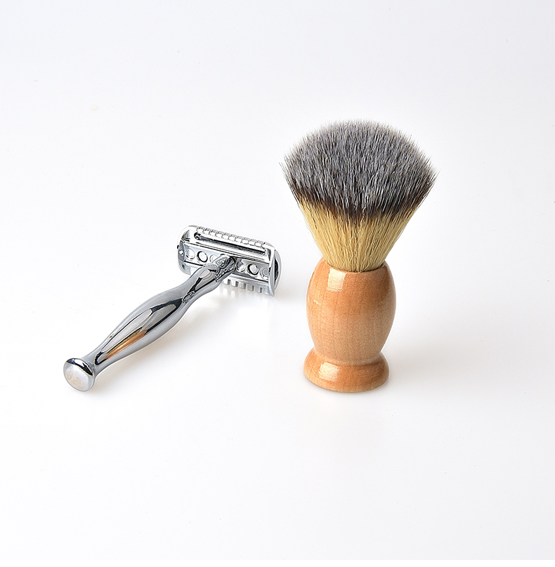 Synthetic shaving brush (9)