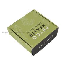 Eco-Friendly Shopping Apparel Box Kraft Paper Box with Logo Printed