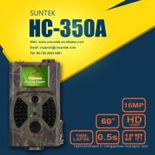 Nouvel appareil-photo de jeu de la faune PIR de vision nocturne de 16MP HC350A