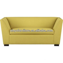 Latest design Yellow color sofa bed for sale XY3442