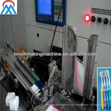 Cepillo de dientes máquina de formación de nudos / CNC máquina de formación de nudos cepillo de dientes / máquina de fabricación de tootbrush de alta velocidad