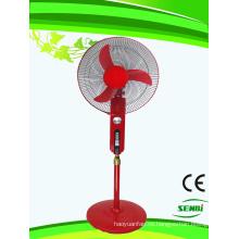 16 pulgadas soporte de DC de 24V ventilador temporizador grande rojo (SB-S-DC16O)