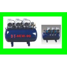 Compressor de ar livre de óleo DT-6EW-90
