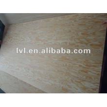 Paneles de contrachapado de muebles de núcleo de pino