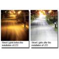 120W Worled LED Outdoor Street Light (BDZ 220/120 Xx Y)