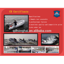 Barco inflável de alta qualidade com CE barco