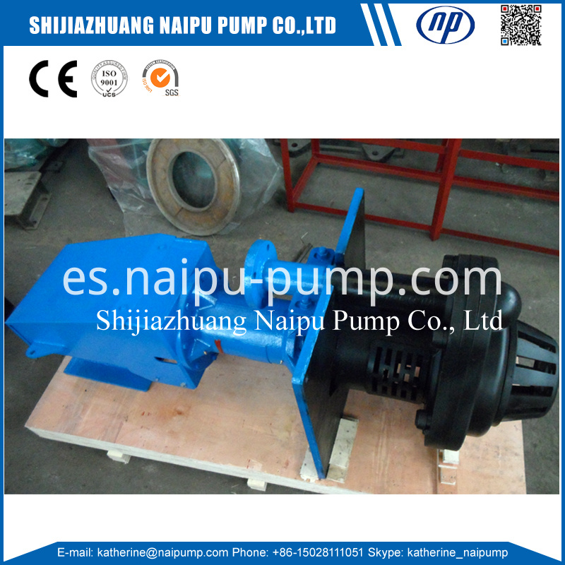 65qv Spr Warman Pump