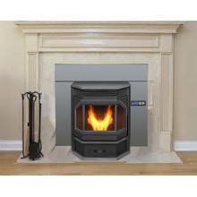 13kw Big Power Insert Type Pellet Fireplace with Automatic Feeding and Ignite (NB-PA INSERT)