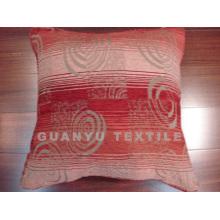 Jacquard Chenille pour tissu de coussin décor à la maison