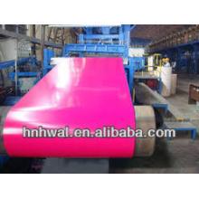Bobine en aluminium revêtue de couleur avec fabricant de revêtement PVDF / PE