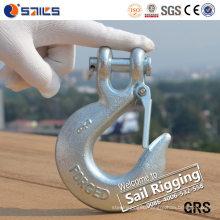 Clevis Slip Hook Carbon Steel Safety Lifting Hook