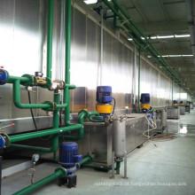Máquina de pintura industrial para máquina de pulverização