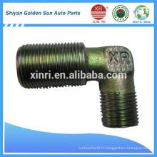 Dongfeng pièces détachées de tuyaux en acier au carbone