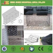 Hexagonal Galfan Wire Gabion Basket avec Ce Certificate